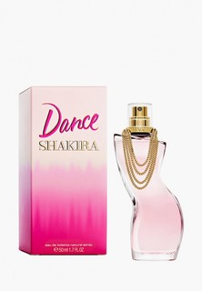 Туалетная вода Shakira Dance, 50 мл