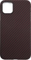 Чехол Barn&Hollis Carbon для iPhone 11 Pro Matte Red (УТ000020587)
