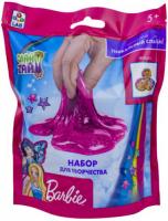 Игровой набор 1toy Слайм тайм: Барби (Т16538)