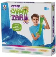 Игровой набор 1toy Слайм тайм: Супер, большая упаковка (Т12032)