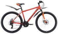 """Горный велосипед Stark Indy 26.1 D Shimano 16""""/2020, оранжевый/белый/черный (H000016307)"""