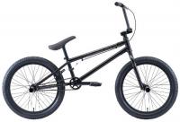 Городской велосипед Stark Madness BMX 4 2020, черный/серый (H000016470)