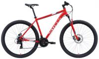 """Горный велосипед Stark Hunter 29.2 HD 22""""/2020, красный/белый/серый (H000015943)"""