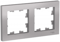 Рамка Schneider Electric ATN000302 Atlas Desgn