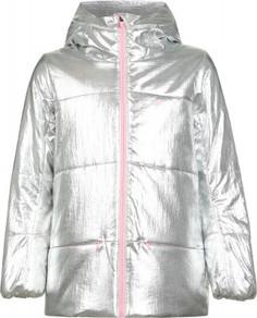 Куртка утепленная для девочек Fila, размер 134