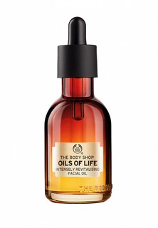 Масло для лица The Body Shop Oils of life, 50 мл