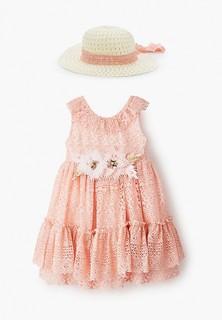 Комплект MiLi платье и шляпа