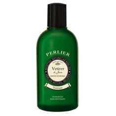 PERLIER Пена для ванны Vetiver Foam Bath