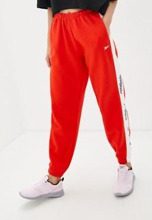 Брюки спортивные Reebok TE Linear Logo FL Pant