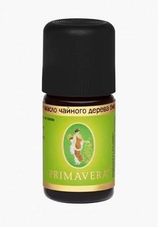 Масло эфирное Primavera Life чайного дерева био, 5 мл