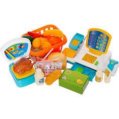 Игровой набор «Продуктовый магазин» СТРОМ