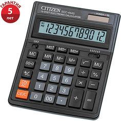 Настольный калькулятор Citizen SDC-444S