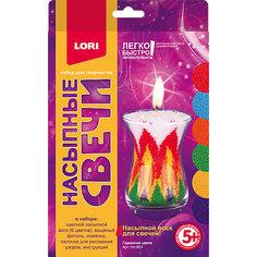 """Насыпной воск для свечей Lori """"Гармония цвета"""" Лори"""