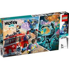 Конструктор LEGO Hidden Side 70436: Фантомная пожарная машина 3000