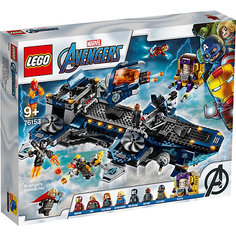 Конструктор LEGO Super Heroes 76153: Геликарриер