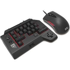 Игровая мышь и кейпад Hori PS4 T.A.C. Four Type K2, PS4-124E