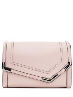 Кожаная сумка Rocky Saffiano Karl Lagerfeld