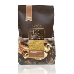 Italwax, Воск для депиляции горячий в гранулах, натуральный, 1 кг