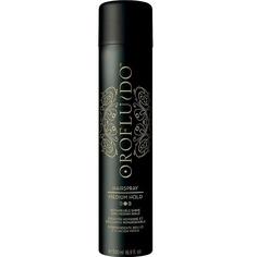 Orofluido, Лак для волос средней фиксации Medium Hair Sprey, 500 мл