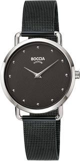 Женские часы в коллекции Circle-Oval Женские часы Boccia Titanium 3314-03