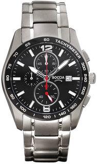 Мужские часы в коллекции Circle-Oval Мужские часы Boccia Titanium 3767-02