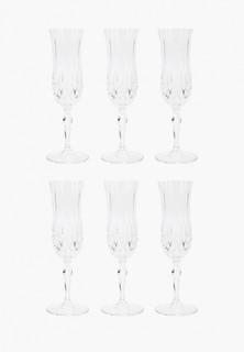 Набор бокалов RCR для шампанского, Opera, 130 мл (6 шт)