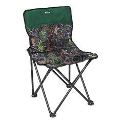 Кресло складное Nika Премиум 3 ПСП3/3 с дубовыми листьями, до 100 кг