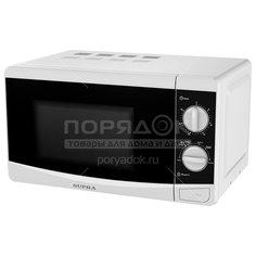 Микроволновая печь Supra 20MW35, 20 л, 0.7 кВт