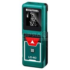 Дальномер лазерный Kraftool LD-40 34763, 0.05-40 м