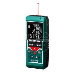 Дальномер лазерный Kraftool LD-100 34765, 0.05-100 м