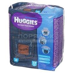 Подгузники детские Huggies Little Walkers для мальчиков 17 шт, 9-14 кг