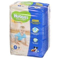 Подгузники детские Huggies Ultra Comfort для мальчиков 19 шт, 8-14 кг