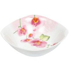 Салатник керамический, 150 мм, Орхидея 19-068# Daniks