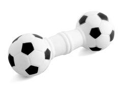 Гантель футбольная V.I.Pet 16см L-122