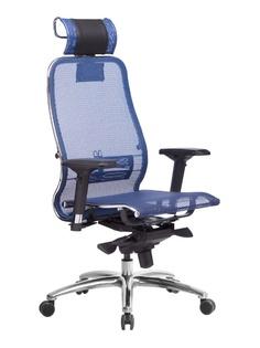 Компьютерное кресло Метта Samurai S-3.04 Blue