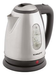 Чайник Scarlett SC-EK21S88 Black-Silver