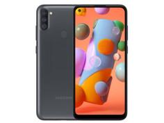 Сотовый телефон Samsung SM-A115F Galaxy A11 2Gb/32Gb Black Выгодный набор + серт. 200Р!!!