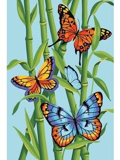Набор юного художника Molly Яркие бабочки 20x30cm KH0855