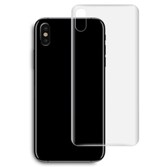 Защитная пленка Ainy для APPLE iPhone X задняя матовая