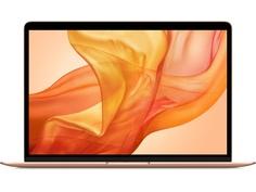 Ноутбук APPLE MacBook Air 13 (2020) MWTL2RU/A Gold (IntelCorei3 1.1 GHz/8192Mb/256Gb SSD/Intel IrisPlus Graphics/Wi-Fi/Bluetooth/Cam/13.3/Mac OS)
