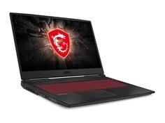 Ноутбук MSI GL75 Leopard 10SCXR-023XRU Black 9S7-17E822-023 (Intel Core i7-10750H 2.6 GHz/8192Mb/1000Gb + 128Gb SSD/nVidia GeForce GTX 1650 4096Mb/Wi-Fi/Bluetooth/Cam/17.3/1920x1080/DOS)