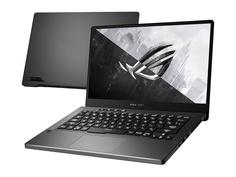 Ноутбук ASUS ROG GA401IH-HE069 90NR0483-M01640 (AMD Ryzen 5 4600HS 3.0GHz/8192Mb/512Gb SSD/No ODD/nVidia GeForce GTX 1650 4096Mb/Wi-Fi/14.0/1920x1080/No OS)