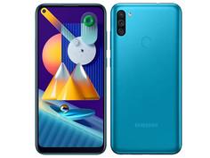 Сотовый телефон Samsung Galaxy M11 Torquise