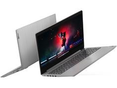 Ноутбук Lenovo IdeaPad 3 81W40079RK (AMD Ryzen 5 4500U 2.3 GHz/8192Mb/1000Gb + 128Gb SSD/AMD Radeon Graphics/Wi-Fi/Bluetooth/Cam/15.6/1920x1080/DOS)