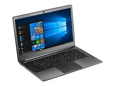 Ноутбук Prestigio SmartBook 141S Dark Grey PSB141S01ZFP_DG_CIS_120 (Intel Celeron N3350 1.1 GHz/3072Mb/32Gb + 120GB SSD/Intel HD Graphics/Wi-Fi/Bluetooth/Cam/14.1/1920x1080/Linux)
