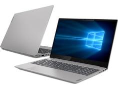 Ноутбук Lenovo IdeaPad S340-15API Grey 81NC00JURU (AMD Ryzen 7 3700U 2.3 GHz/8192Mb/1000Gb+128Gb SSD/AMD Radeon Vega 10/Wi-Fi/Bluetooth/Cam/15.6/1920x1080/Windows 10 Pro 64-bit)