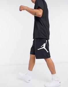 Черные шорты Nike Jordan Air Jumpman-Черный