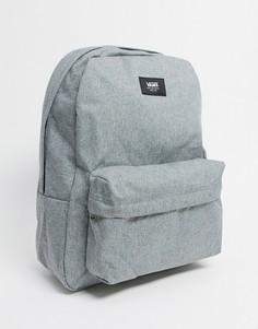 Серый рюкзак Vans Old Skool III