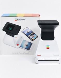 Белый принтер моментальной печати Polaroid Lab-Бесцветный