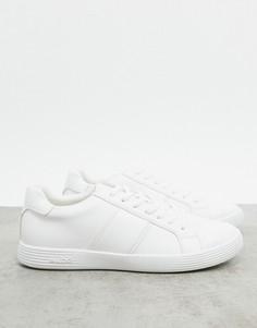 Белые кроссовки ALDO tralerwen-Белый
